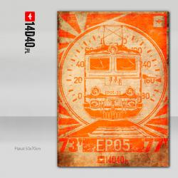 """Plakat """"EP05"""""""