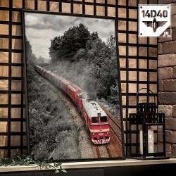 """Foto plakat """"Sergej T679.1168"""""""