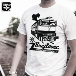 "T-shirt ""Brejlovec"""