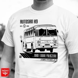 "T-shirt ""AUTOSAN H9"""