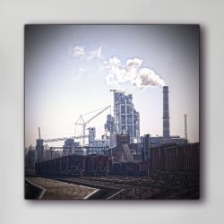 "Obraz ""Industrial"""
