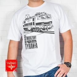 "T-shirt ET22 ""Stworzony do..."