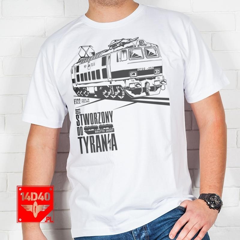 Koszulka ET22 Byk - Stworzony do tyrania