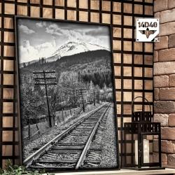 """Foto poster """"Mountain Petros"""""""