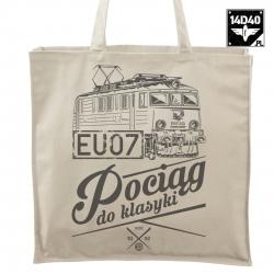 "Torba ""EU07 - Pociąg do..."