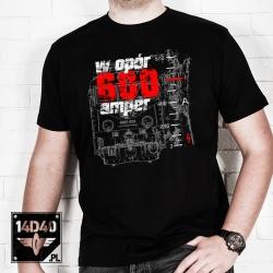 """T-shirt EU07 """"600 amper"""""""