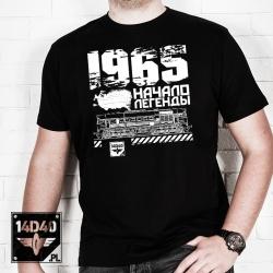 M62 1965 Beginning of the...